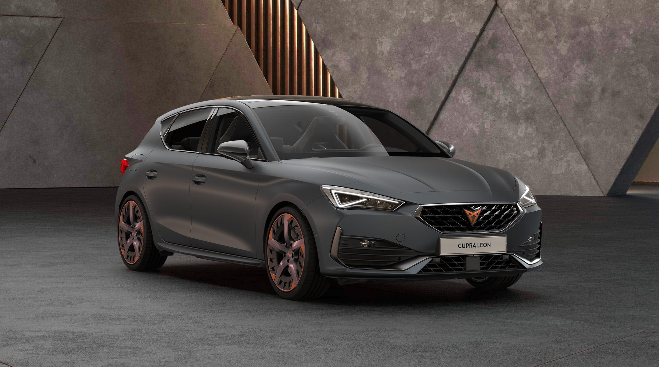 La nouvelle CUPRA Leon 5 portes 2020 - Voiture de sport ...